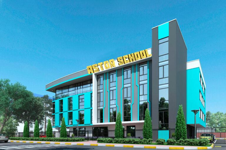 Astor School Irpin